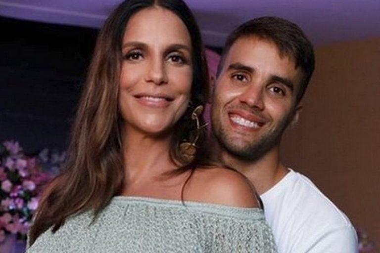 Marido de Ivete Sangalo comemora aniversário da cantora e emociona com homenagem