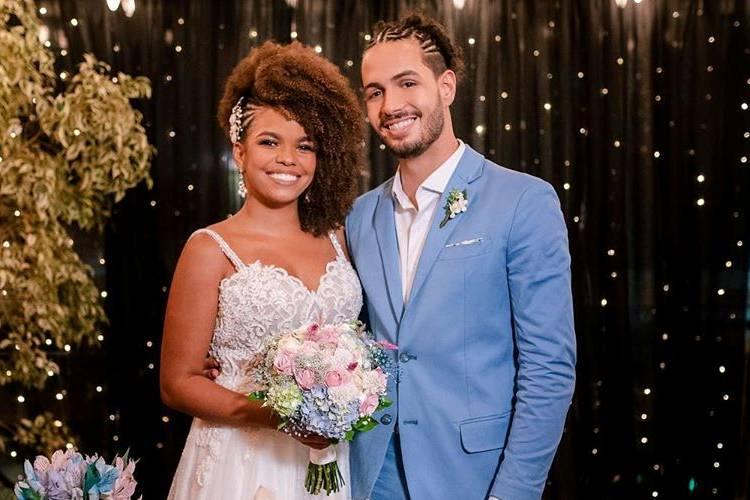 """Jeniffer Nascimento celebra primeiro ano de casada: """"Dia especial"""""""