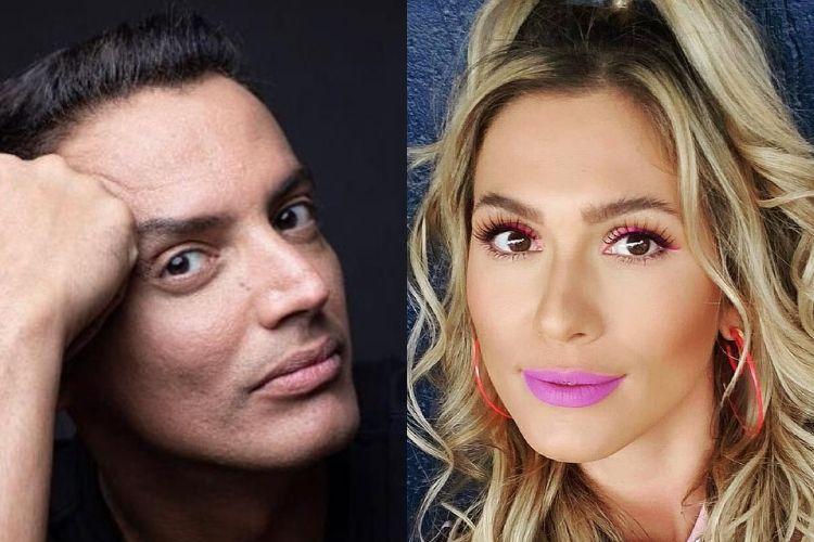 Após fim do 'Fofocalizando', Livia Andrade engata parceria com Leo Dias em novo programa