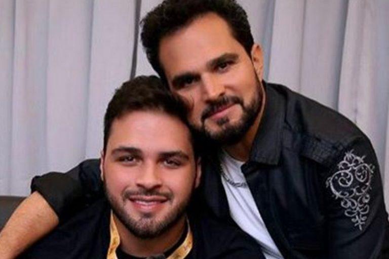 """Sertanejo Luciano Camargo faz anúncio revelador sobre o filho, Nathan: """"O bicho vai pegar!"""""""