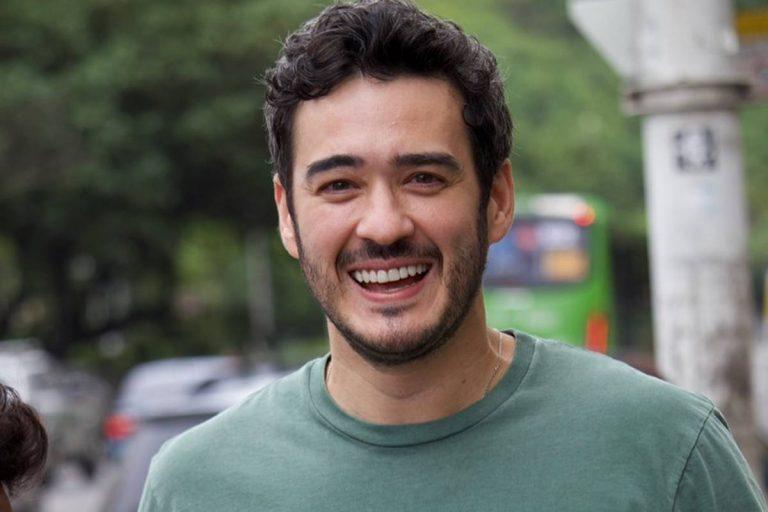 """Marcos Veras fala sobre a chegada do filho: """"Medos dobram com pandemia"""""""