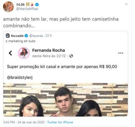 Marília Mendonça brinca ao comentar sobre traição
