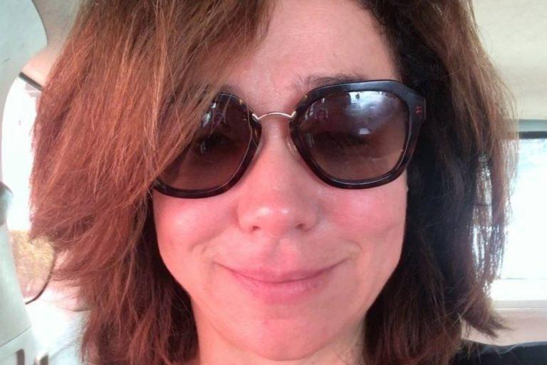 """Marisa Orth lamenta morte: """"Você vai fazer muita falta"""""""