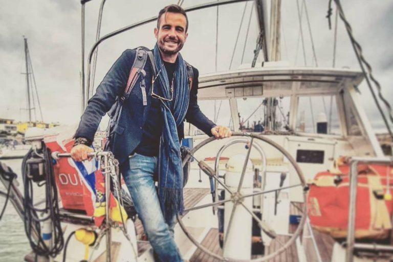 """Max Fercondini fala sobre rotina a bordo de um veleiro: """"Experiência incrível"""""""