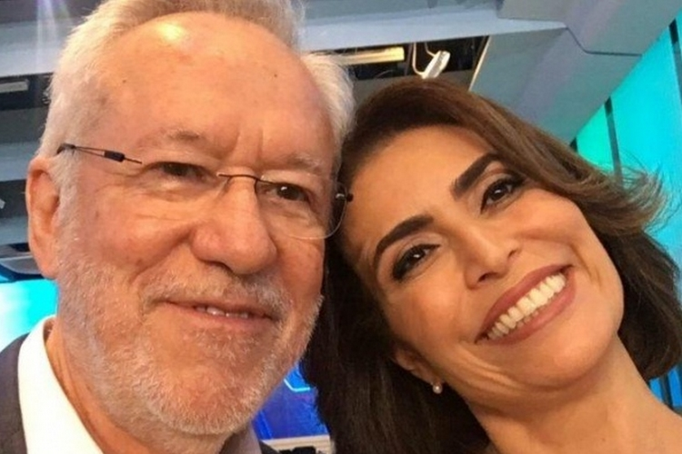 Alexandre Garcia reage sobre áudio vazado e dispara contra Giuliana Morrone, da Globo