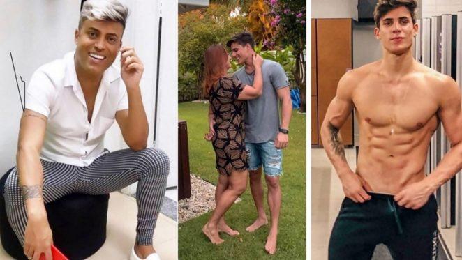 Ex de Tiago Ramos diz que modelo já tentou suicídio - Foto: Reprodução