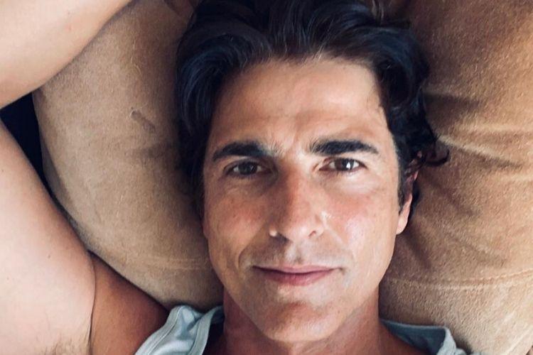 "Reynaldo Gianecchini relembra Ana Paula Arósio e revela: ""Sinto saudades"""