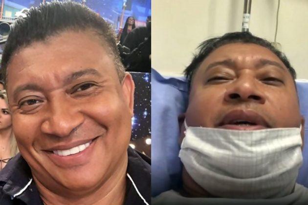 Pedro Manso sofre complicação em cirurgia - (Reprodução - Facebook - Instagram)