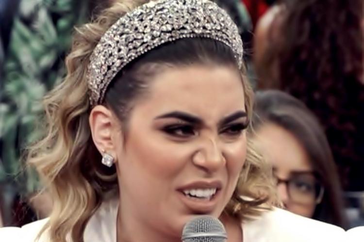 Cantora Naiara Azevedo revela que passou por fase de desespero durante quarentena