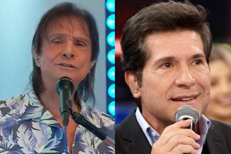 Roberto Carlos tomou medida sobre sertanejo Daniel devido 'choque' em live