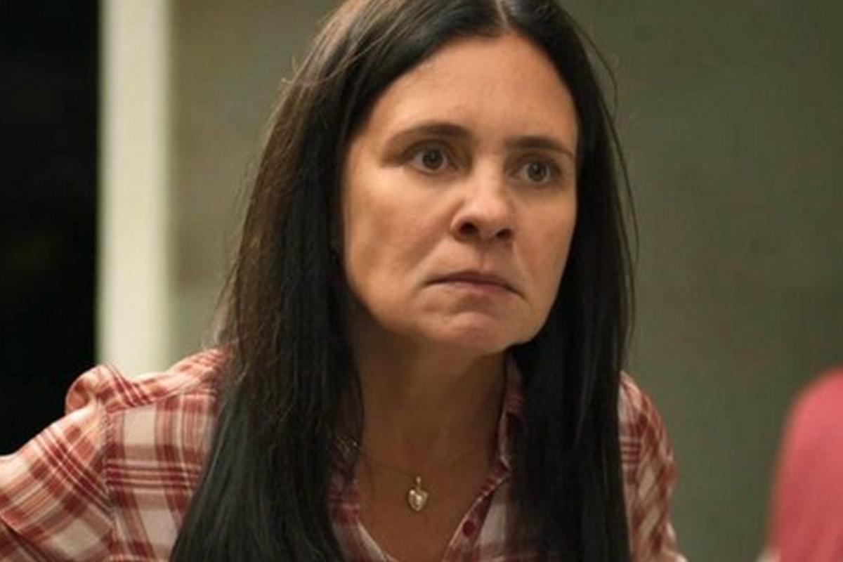 Adriana Esteves em 'Amor de Mãe' - Divulgação/Globo