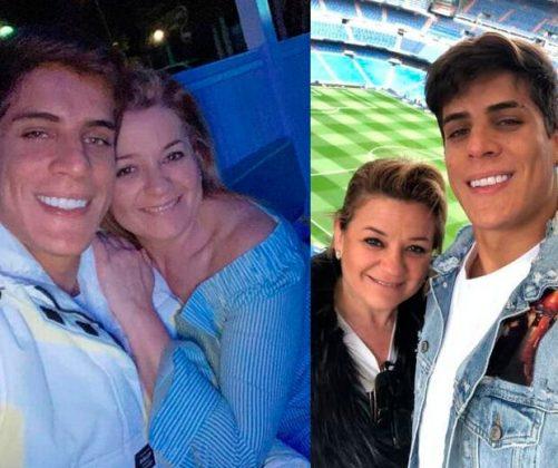 Ex acusa namorado da mãe Neymar por agressão e detalhes são revelados - Fotos: Reprodução/Arquivo Pessoal