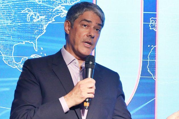 William Bonner (TV Globo/João Cotta)