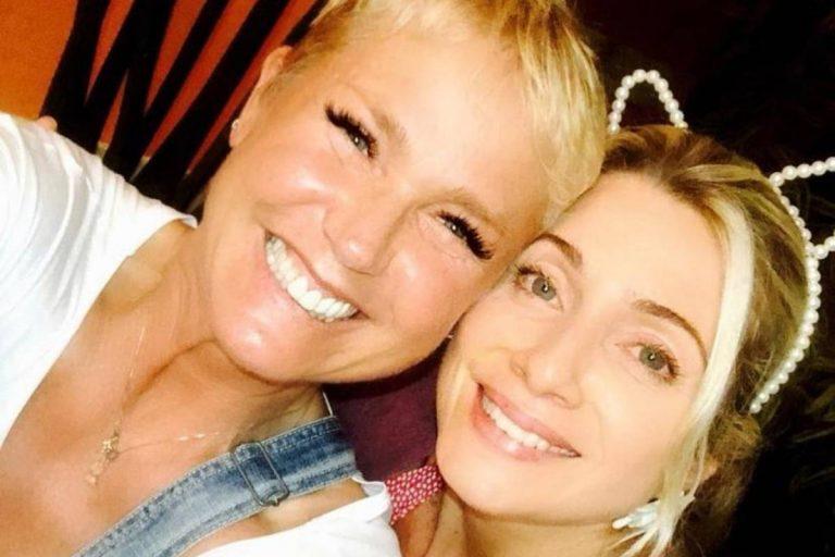 Xuxa e Letícia Spiller se 'reencontram' para ajudar causa importante