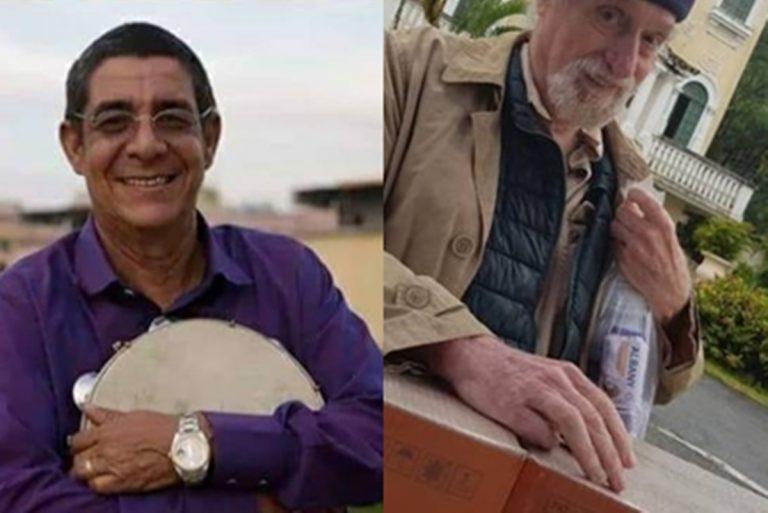 Zeca Pagodinho faz doação robusta para o Retiro dos Artistas