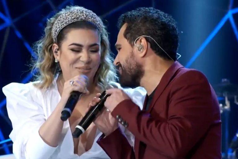"""Naiara Azevedo entrega sonho com o sertanejo Luciano: """"Foi uma realização"""""""
