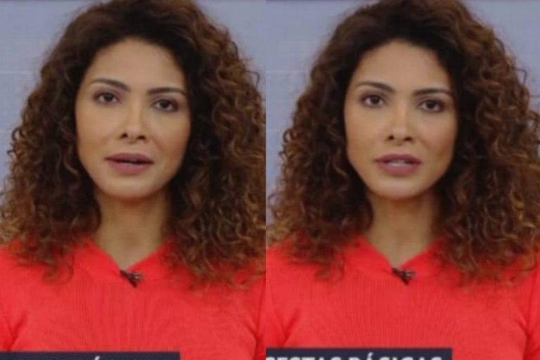 Ao vivo, jornalista faz desabafo sobre racismo durante o 'Bom Dia Brasil'