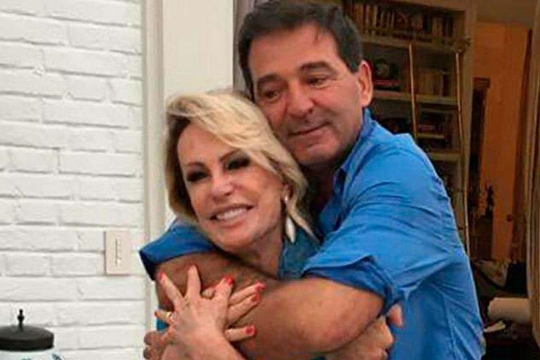 Ana Maria Braga abre o coração sobre relação com o marido na quarentena