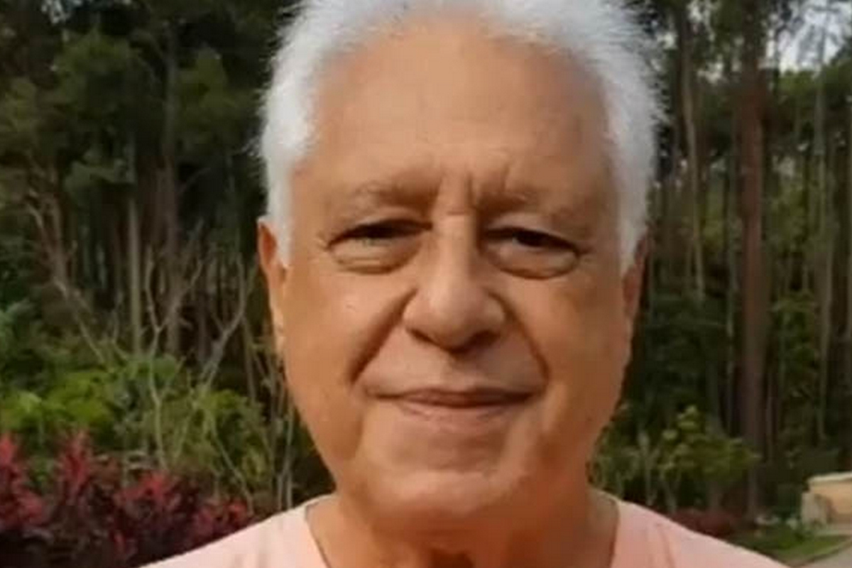 Antônio Fagundes - Reprodução/Instagram