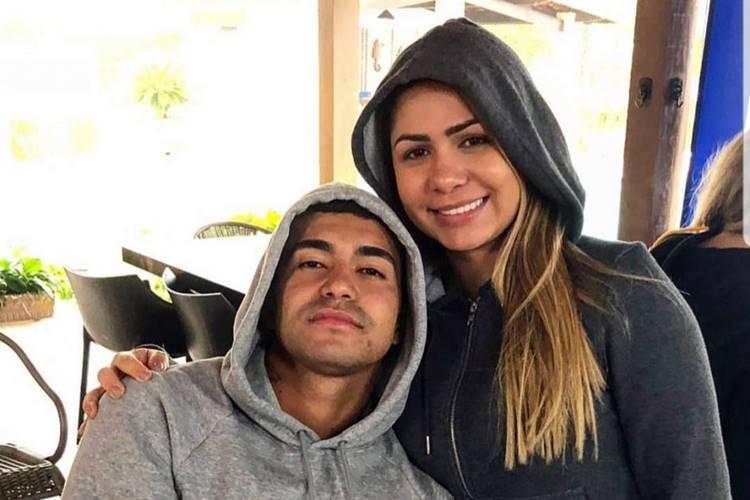 Mulher de Dudu do Palmeiras afirma em entrevista que foi agredida nas duas gestações