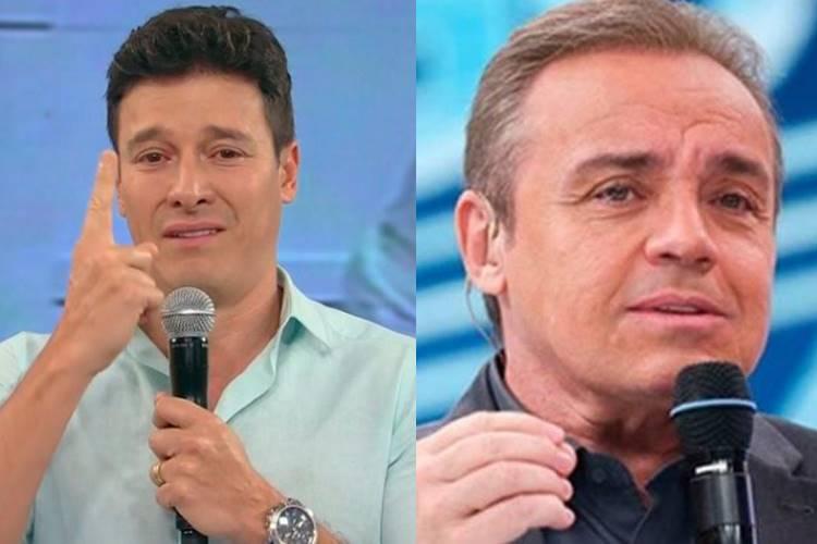 Rodrigo Faro se torna apresentador do 'Canta Comigo', reality show de Gugu Liberato