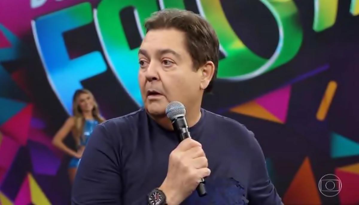 Globo faz mudanças no Domingão do Faustão -TV GLOBO/REPRODUÇÃO