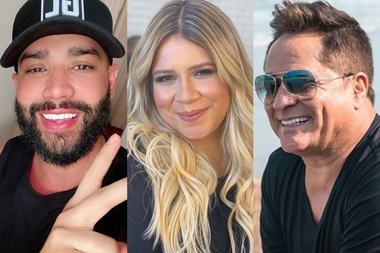 Conheça os cantores sertanejos com mais seguidores na web