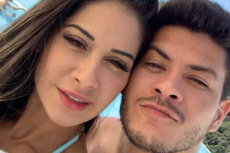 "Mayra Cardi surpreende e presenteia o ex-marido, Arthur Aguiar: ""Sempre te amarei"""