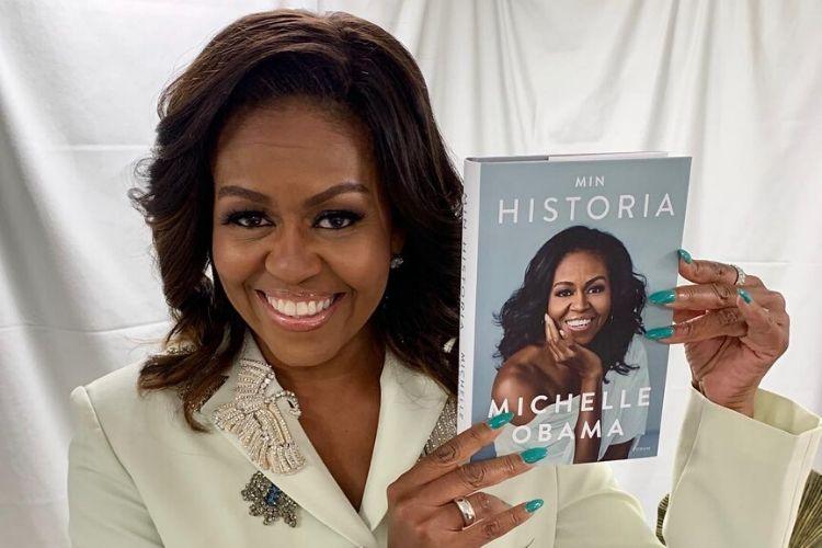 Michelle Obama - Reprodução: Instagram