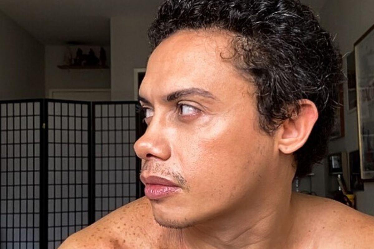 O ator Silvero Pereira - Reprodução: Instagram