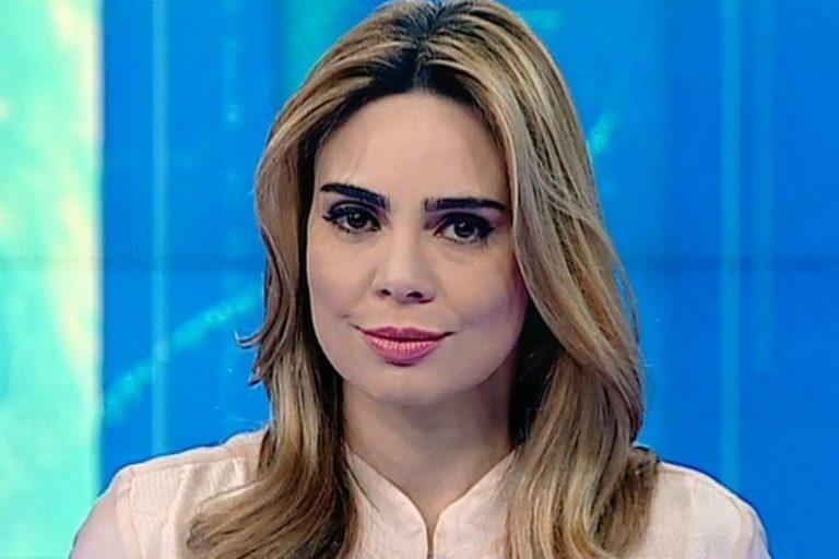 Rachel Sheherazade quebra o silêncio e revela ter sido forçada a demissão do SBT