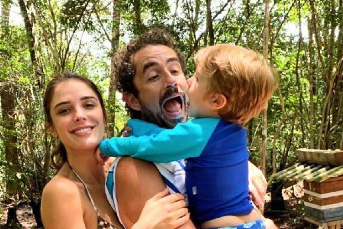 Rafa Brites e a família - Reprodução: Instagram