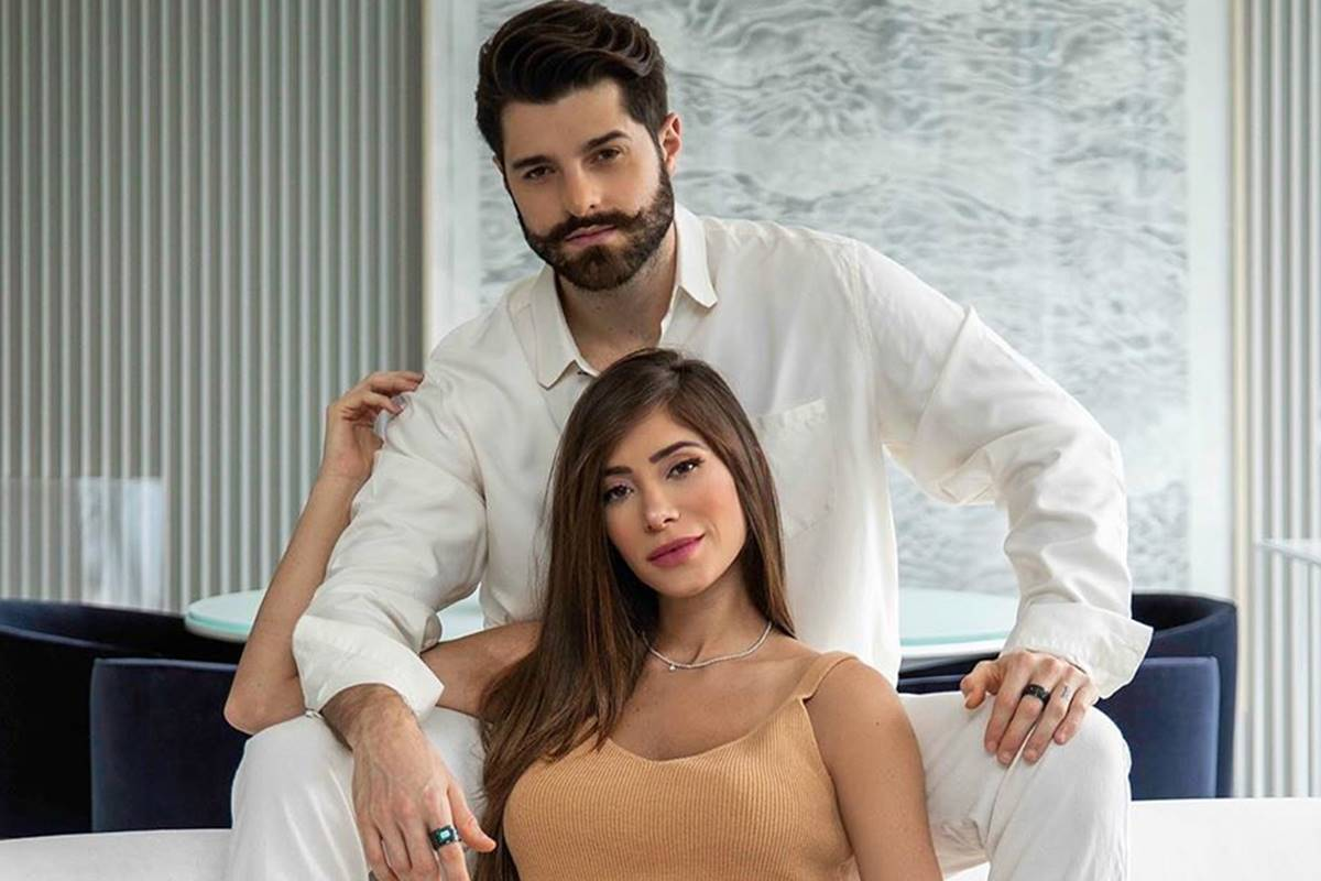 Alok e Romana Novais - Instagram