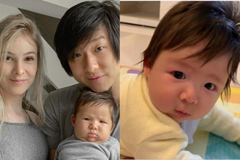 Jake, filho de Pyong e Sammy, faz nova descoberta e encanta seguidores