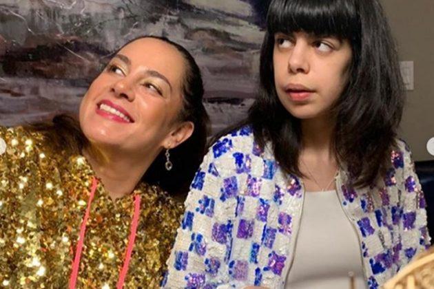 Silvia Abravanel e filha reprodução Instagram.1