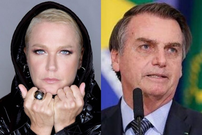 Xuxa Meneghel adere a campanha contra Bolsonaro
