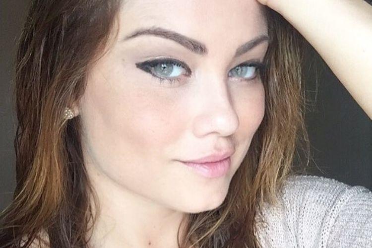 A atriz Ellen Rocche - Reprodução: Instagram