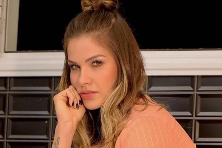 Andressa Suita, esposa do sertanejo Gusttavo Lima - Reprodução/Instagram