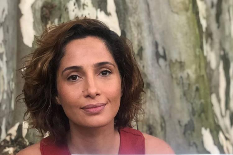 Camila Pitanga celebra que a mãe tomou segunda dose de vacina contra Covid-19