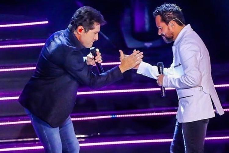 Sertanejo Daniel faz homenagem ao cantor Luciano Camargo ao relembrar parceria no palco
