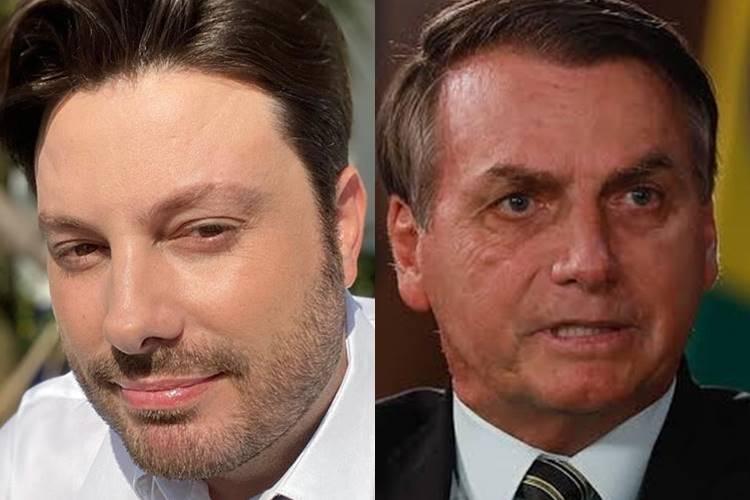 Danilo Gentili revela que foi prejudicado por Bolsonaro e quase perdeu emprego no SBT