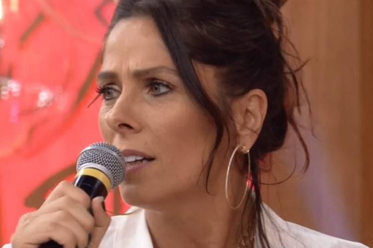 Adriane Galisteu - Reprodução/Globo