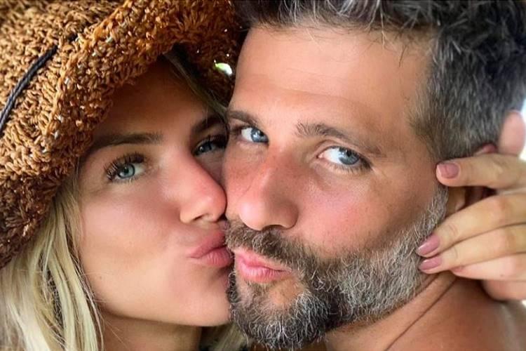 Giovanna Ewbank faz declaração para Bruno Gagliasso