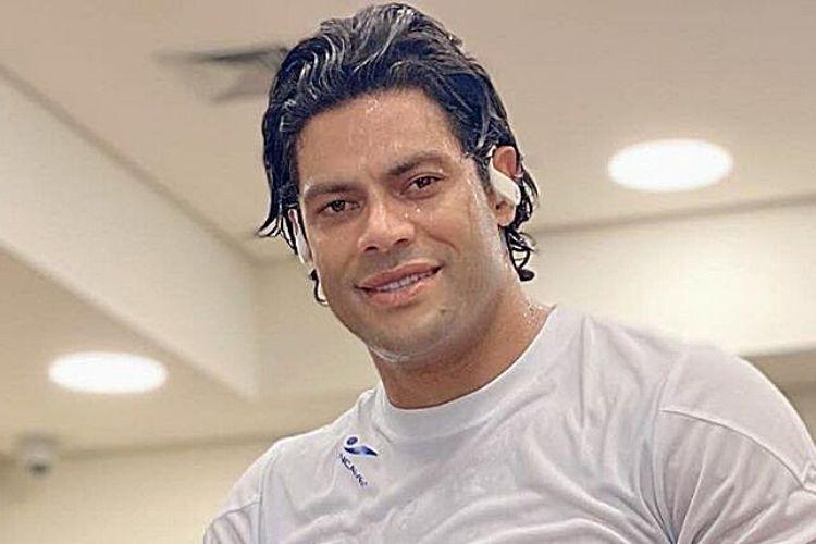 """Hulk Paraíba surpreende com revelação sobre o antigo casamento: """"Vivia vida de solteiro"""""""