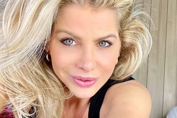 A modelo Karina Bacchi – Reprodução/Instagram