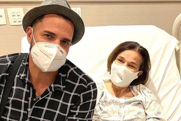 """Latino revela detalhes do encontro com Claudia Rodrigues no hospital: """"Sobrenatural"""""""