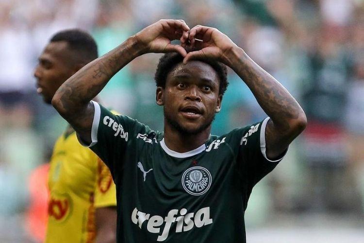 Luiz Adriano, o jogador do Palmeiras - Reprodução: Instagram