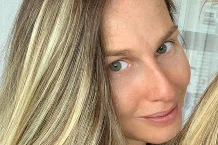 Recuperada do coronavírus, Mariana Weickert fala sobre filho recém-nascido