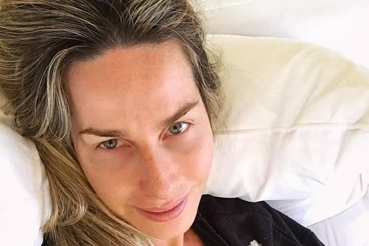 Diagnosticada com coronavírus, Mariana Weickert fala sobre cuidados com o filho recém-nascido