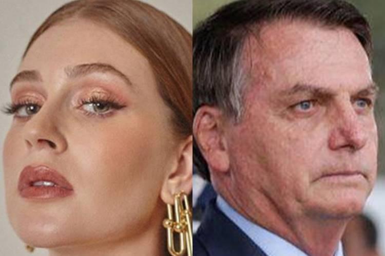 Marina Ruy Barbosa lamenta indicação de Bolsonaro sobre uso da cloroquina contra o coronavírus